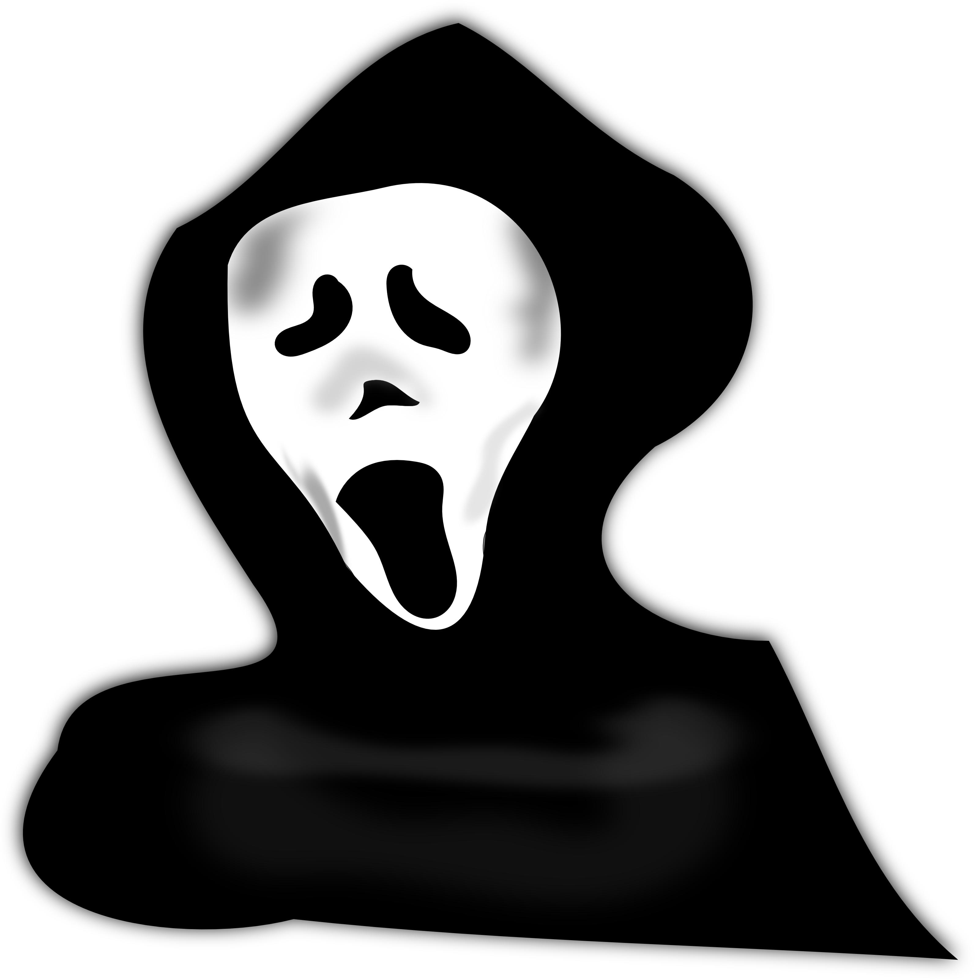 Scary Halloween Clip Art Free-Scary Halloween Clip Art Free-17
