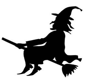 Scary Halloween Clipart .