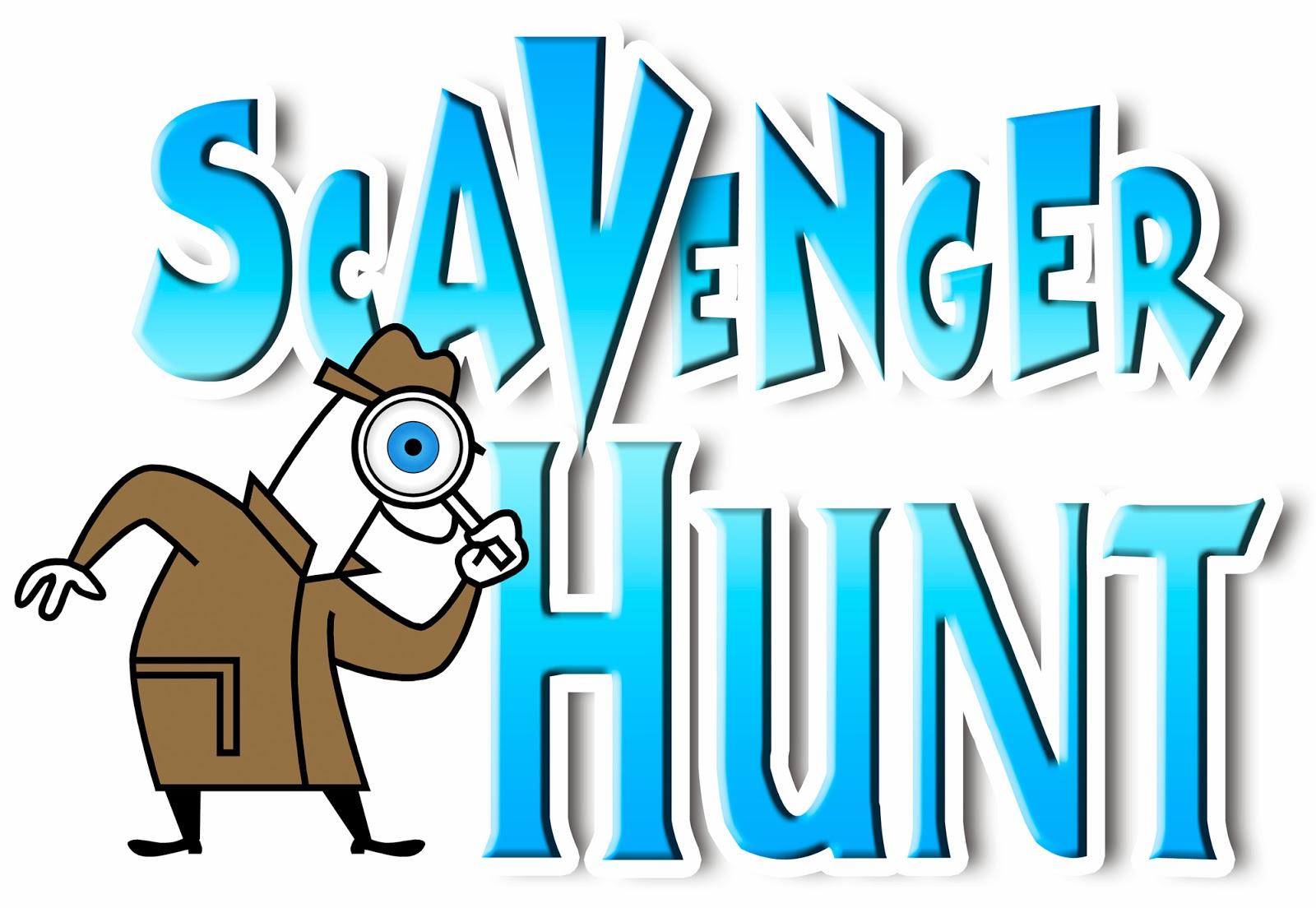 Scavenger Hunt Clipart
