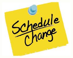 Schedule Change Clipart-Schedule Change Clipart-15
