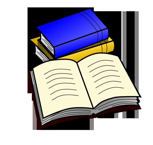 school book clipart - School Books Clipart