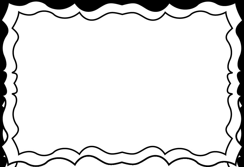 School Border Clipart Black And White-school border clipart black and white-14