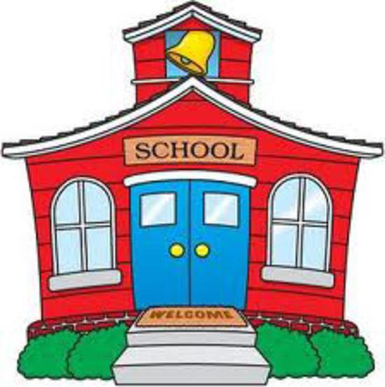 School Building Clipart Free-school building clipart free-10