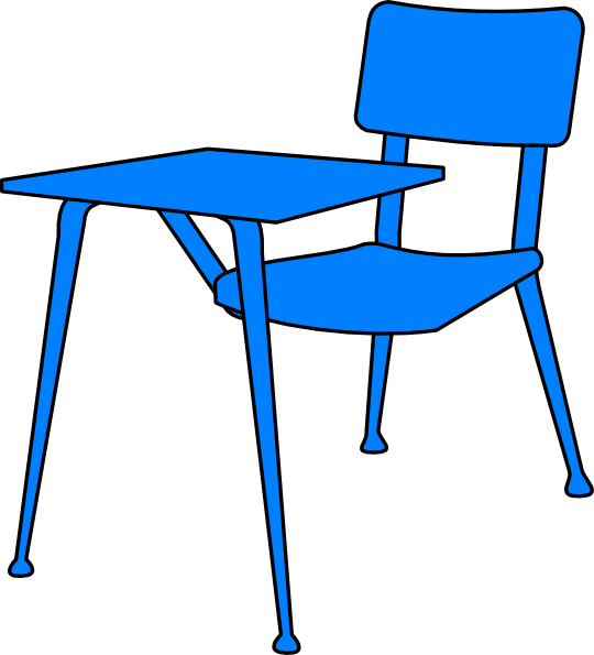 School Desk Clip Art-school desk clip art-8
