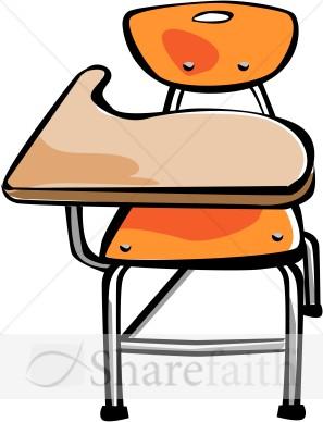 School Desk Clipart-school desk clipart-9