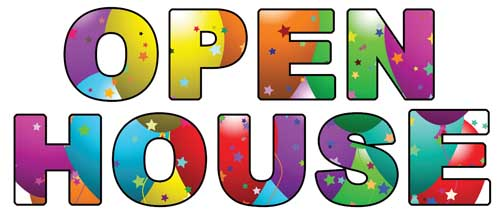 school open house clipart