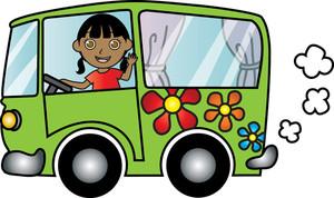 School Van Clipart-school van clipart-6