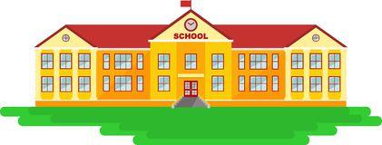 School Building Clip Art
