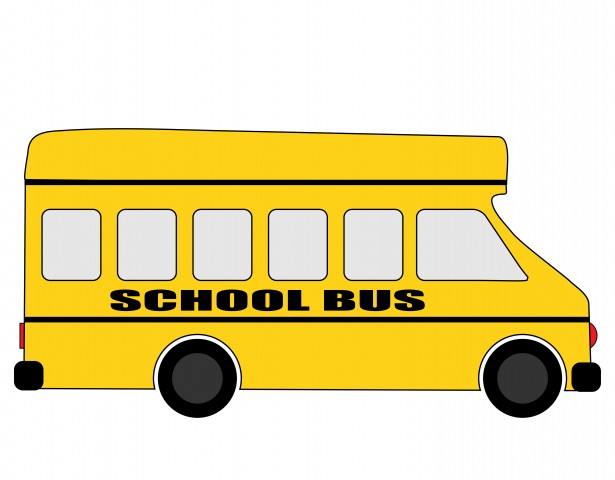 school bus clipart free pictures