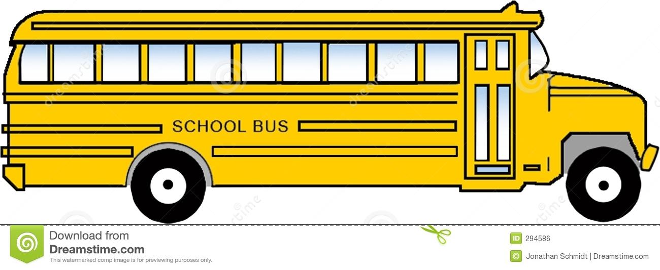 School Bus Clipart-School Bus Clipart-9