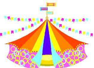 School Carnivals - Clip Art Carnival