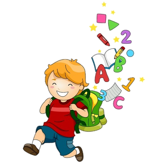 School Children Clipart Funny-School Children Clipart Funny-17