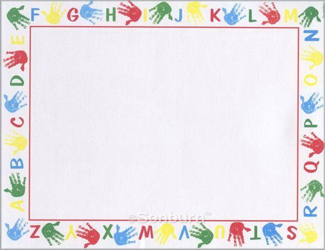 School Clip Art Borders | Paper Border D-School Clip Art Borders | paper border designs - free paper border-13