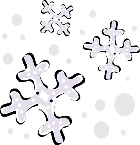 School Closing Snow Day Clip  - Snow Day Clip Art