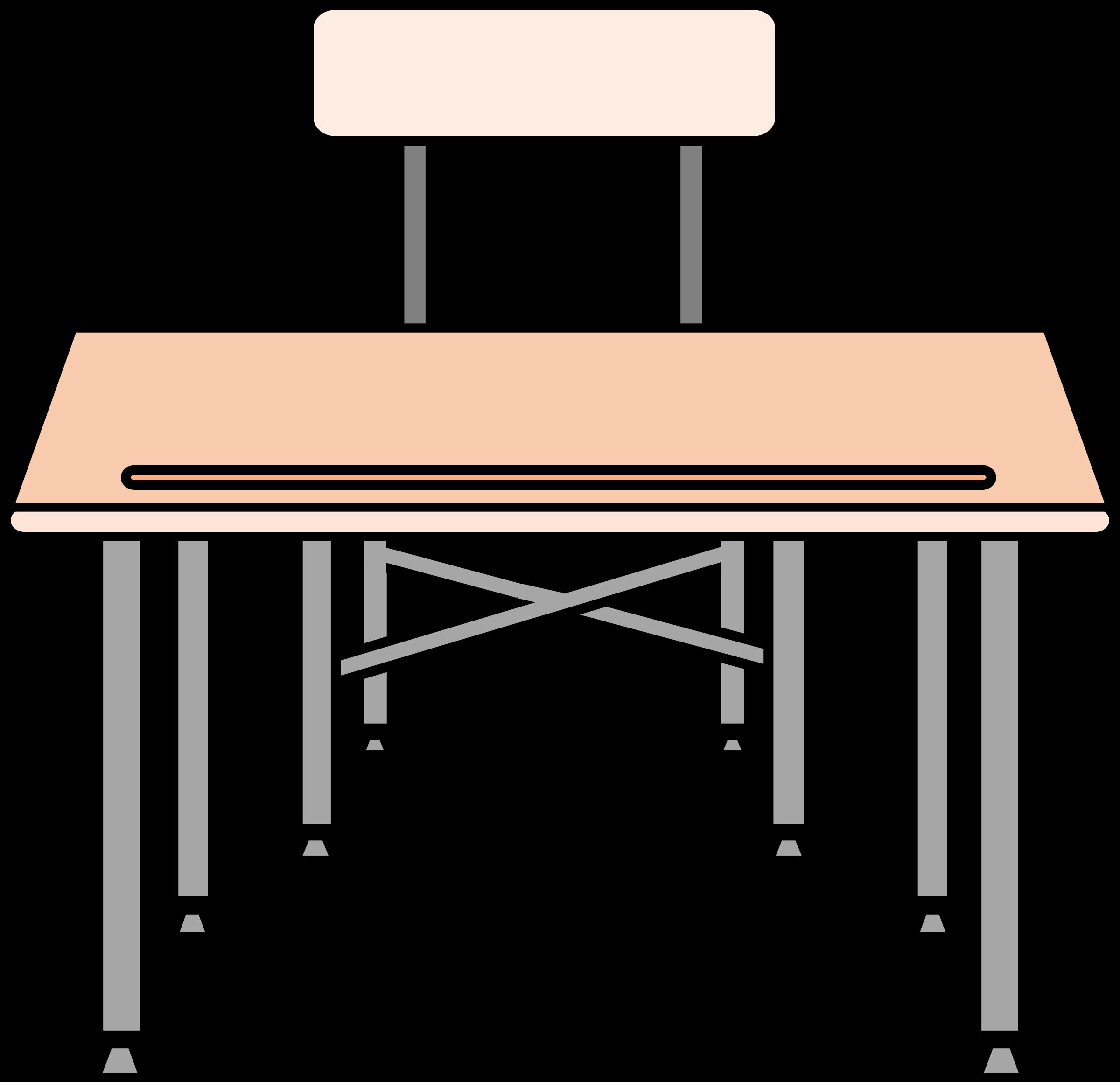 School Desk Clipart-School Desk Clipart-15