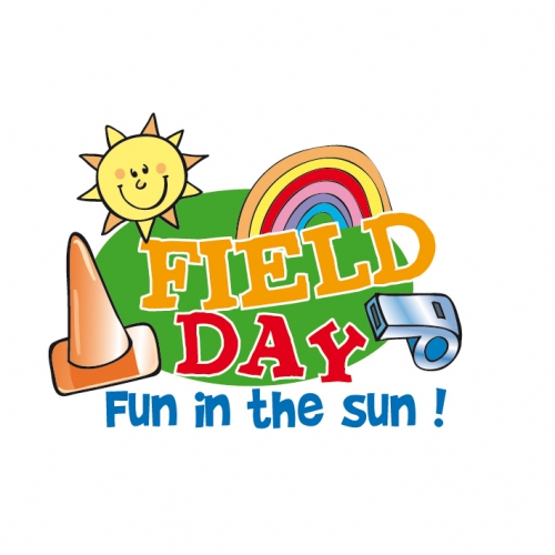 School Field Day Clipart Clip - Field Day Clipart