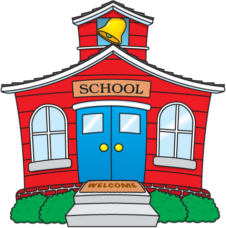 School For Clip Art