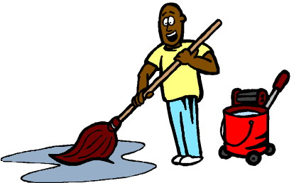 ... School janitor clipart ...