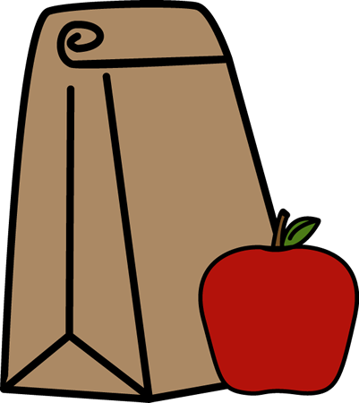 School Lunch Bag Clip Art ..-School Lunch Bag Clip Art ..-19