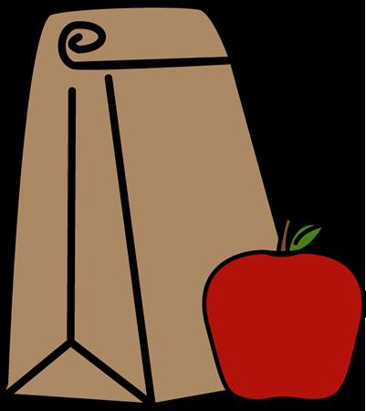 School Lunch Bag Clip Art ..-School Lunch Bag Clip Art ..-18