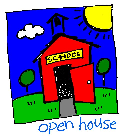 School Open House Clip Art ..-School Open House Clip Art ..-13