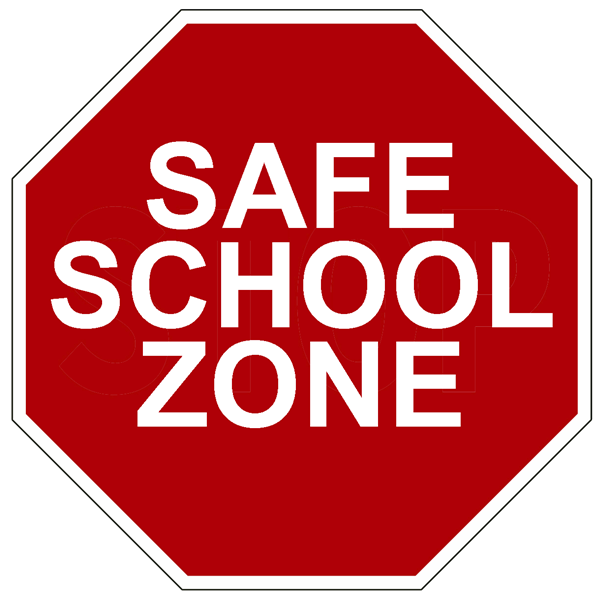 School safety clipart