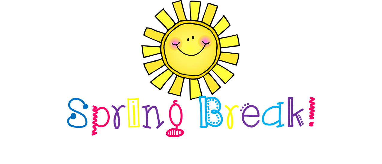 School Spring Break Clip Art Spring Break Clip Art Spring Break Clip