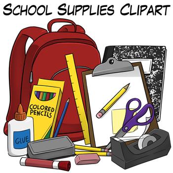 School Supplies Clip Art-School Supplies Clip Art-14