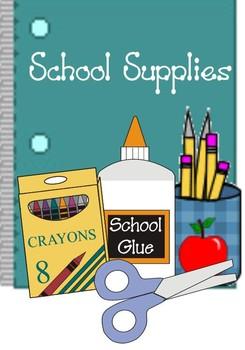 School Supply Lists. School Supply Lists-School Supply Lists. School Supply Lists. free clipart school supplies-19