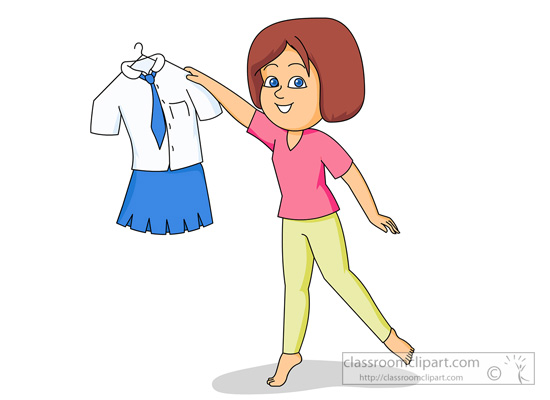 School Uniform Clipart-School Uniform Clipart-15