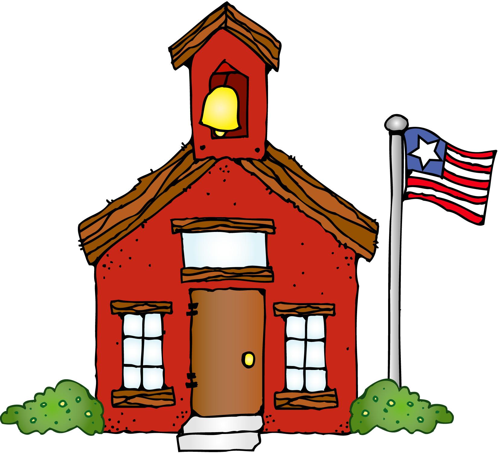 Schoolhouse Clipart-schoolhouse clipart-12