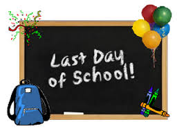 Image result for last day of school clipart