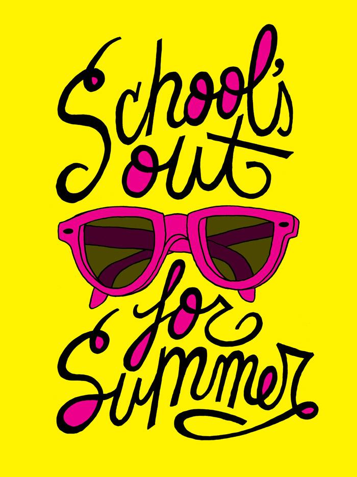 Schools Out Clipart ...