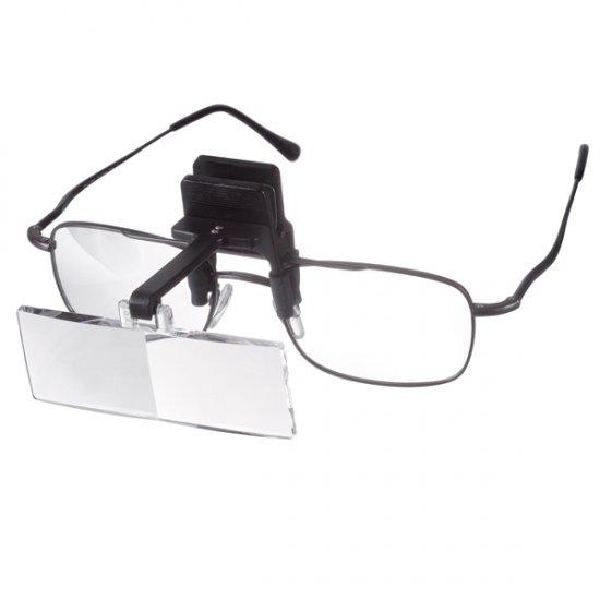 Schweizer 2.5X / 5.5D Clip-On Magnifier-Schweizer 2.5X / 5.5D Clip-On Magnifier-18