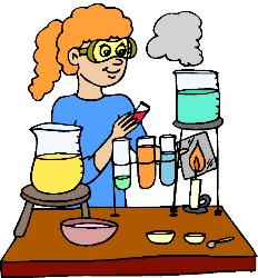 science experiment clipart .