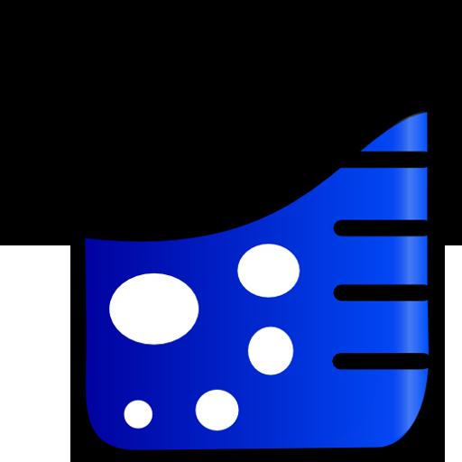 Science Beaker Clip Art
