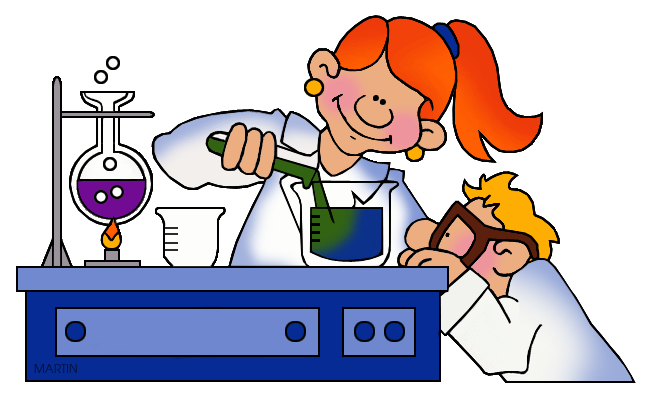 Science Clipart. Labwork