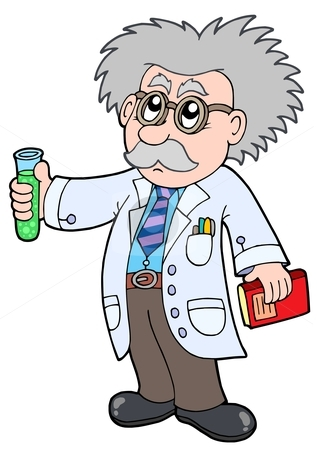 Scientist Clipart Free Clipart Image