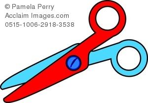 Scissor Clipart-Clipartlook.com-300