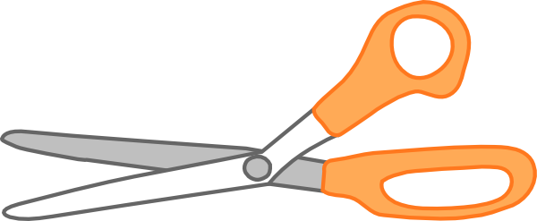 Scissors clipart 4