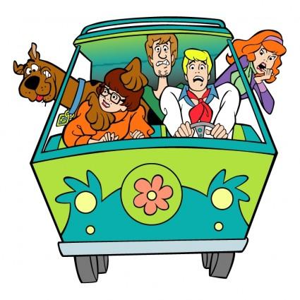 Scooby Doo 1 Free Vector In Encapsulated Postscript Eps Eps