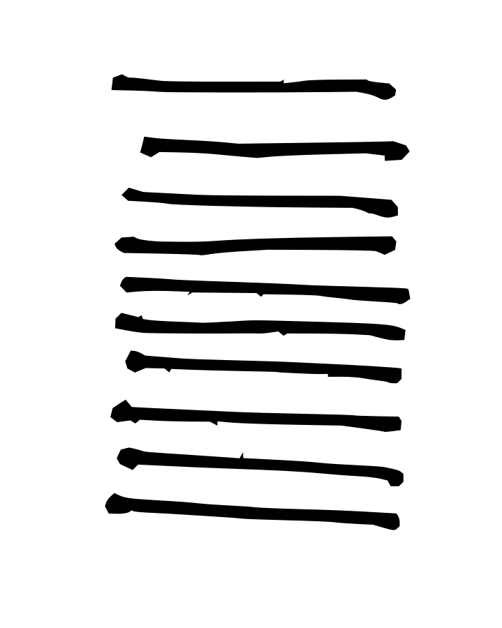 Scoring perpendicular lines Clipart, vector clip art online