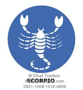 Scorpio Clipart-Clipartlook.com-277