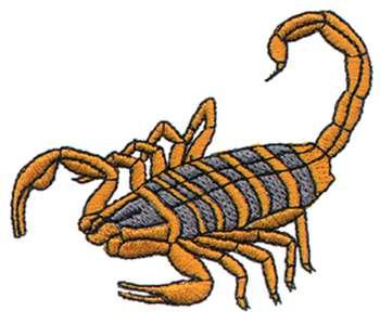 Scorpion more clipart