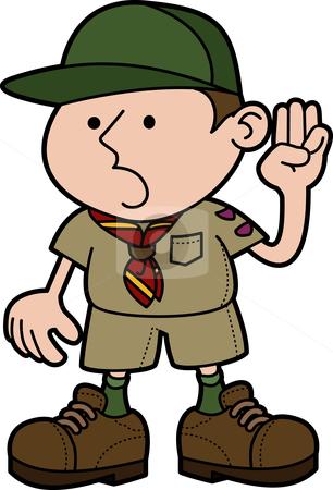 Scout Clip Art