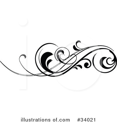 Scroll Clipart 34021 Illustration By Onf-Scroll Clipart 34021 Illustration By Onfocusmedia-5