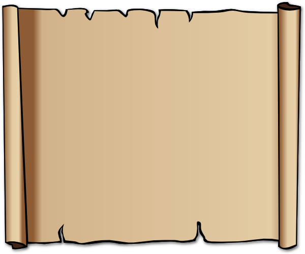 Blank Scroll Clip Art: Scroll Clip Art --Blank scroll clip art: Scroll clip art - vector clip-2
