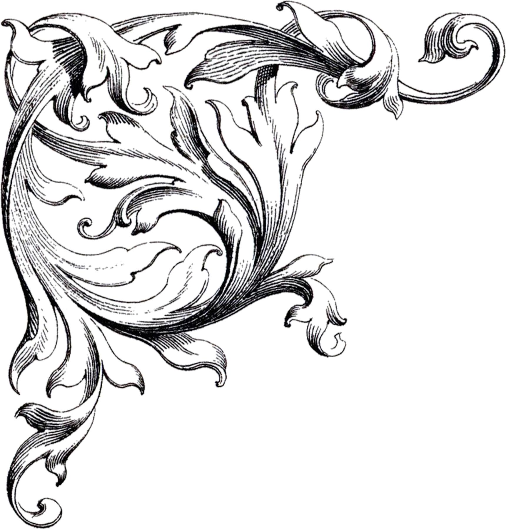 Free Wedding Clip Art Scrolls-Free Wedding Clip Art Scrolls-8