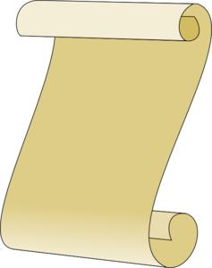 Long Scroll Clip Art-Long Scroll Clip Art-9