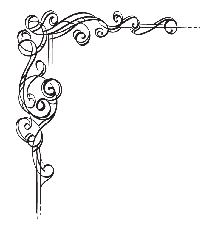 Free Clipart Scroll Border Designs